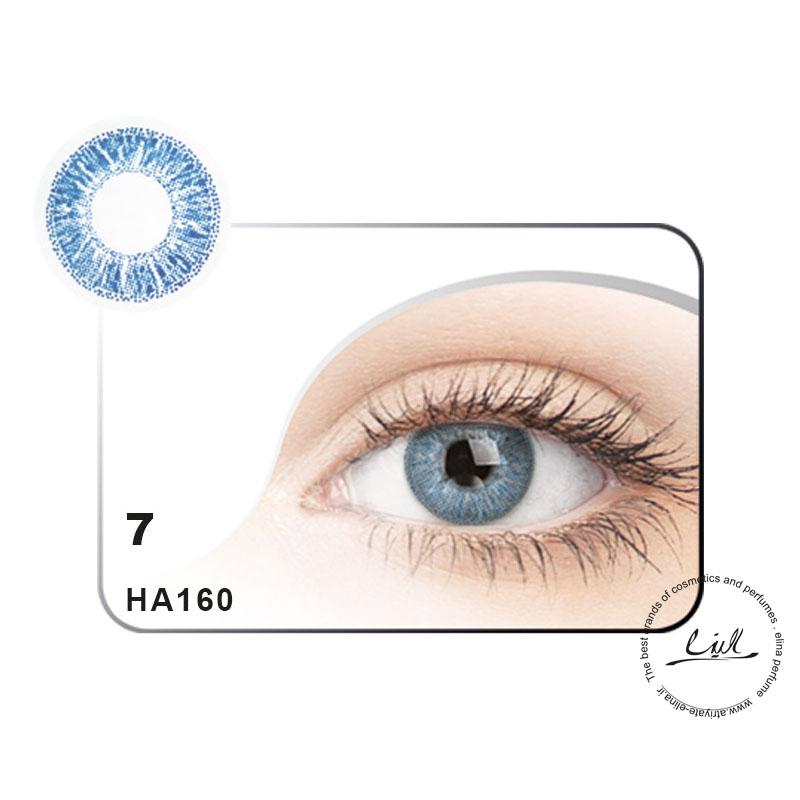 لنز رنگی شماره 7 مکسی بل کد HA160