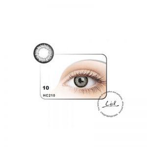 لنز رنگی شماره 10 مکسی بل کد HC210