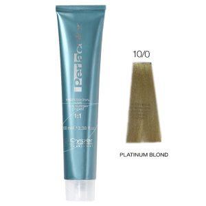 رنگ مو پرلاکالر اویستر بلوند پلاتینه شماره ۱۰/۰ -Oyster Perla Color Hair Color Num 10/0