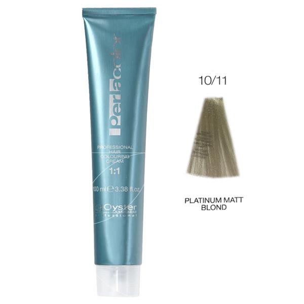 رنگ مو پرلاکالر اویستر بلوند زیتونی پلاتینه شماره ۱۰/۱۱ -Oyster Perla Color Hair Color Num 10/11