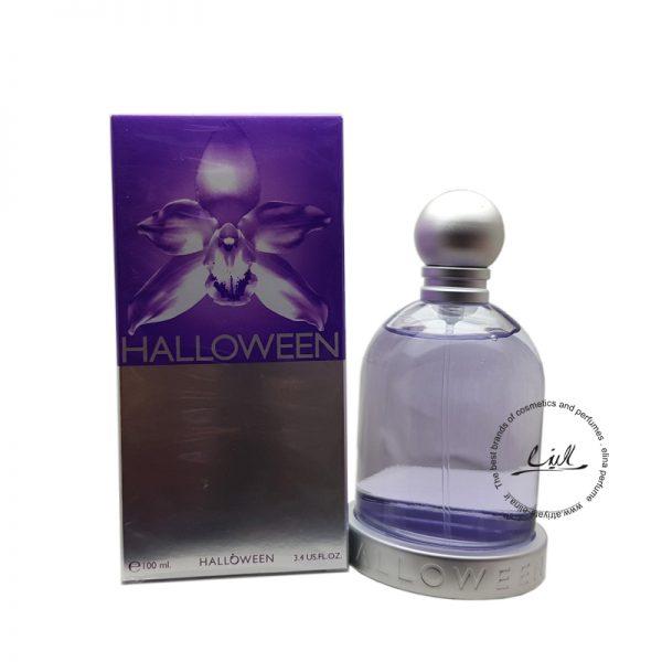 HALLOWEEN EDT -عطر ادکلن هالووین بنفش زنانه