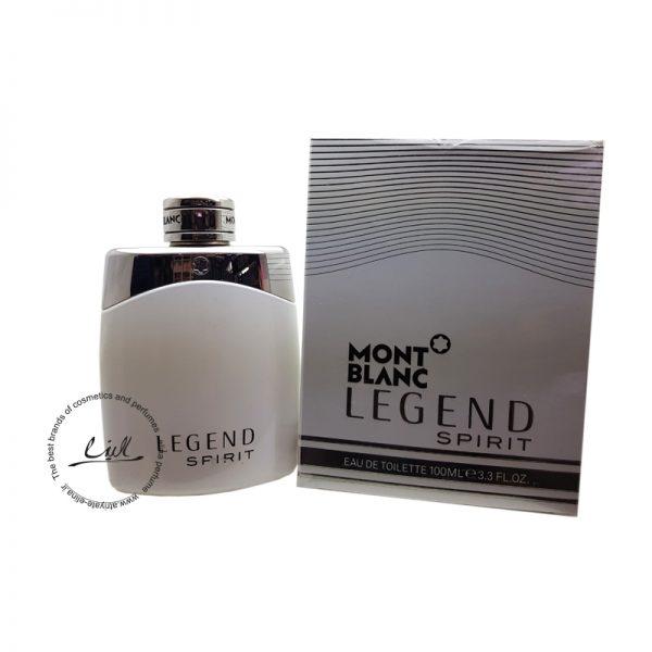عطر ادکلن مون بلان لجنداسپریت-MONTBLANC Legend Spirit