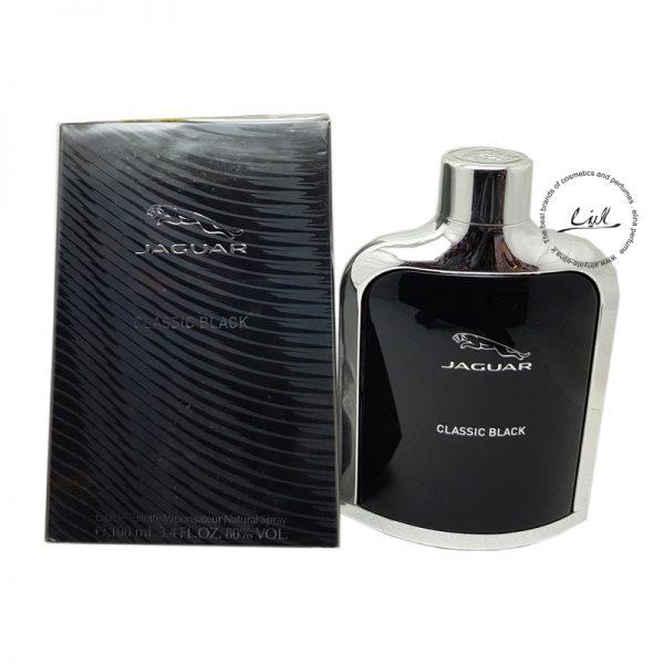 ادکلن عطر جگوار مشکی کلاسیک بلک-Jaguar Classic Black