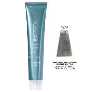 رنگ مو پرلاکالر اویستر مرواریدی اضافی فوق العاده روشن شماره ۱۲/۹ -Oyster Perla Color Hair Color Num 12/9