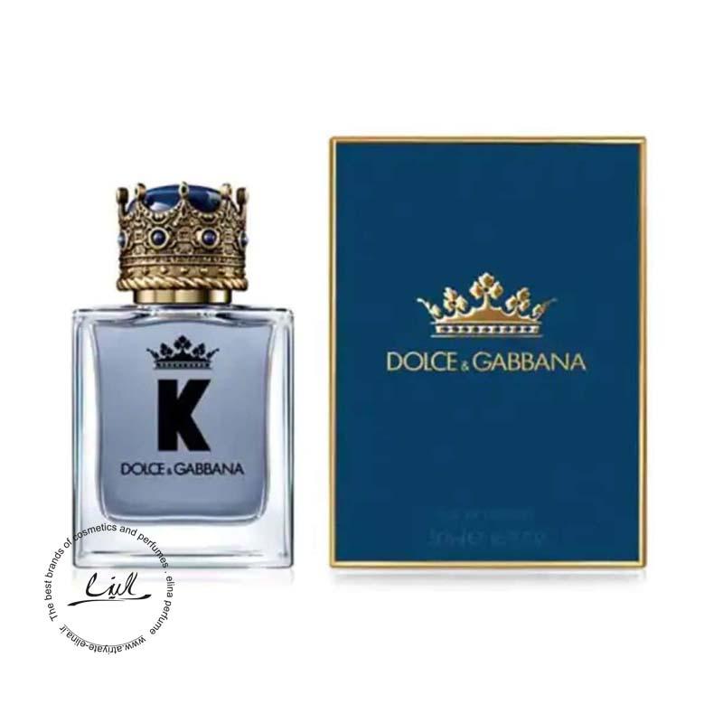 عطر ادکلن دلچه گابانا کینگ-کی- Dolce Gabbana King-k