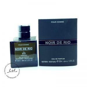 عطر و ادکلن مردانه ریو کالکشن نویر- Rio Collection Noir De Rio edp for men