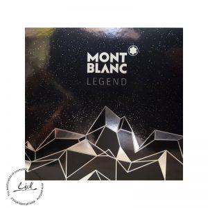 ست کادویی عطر و ادکلن مونت بلان لجند-Gift Set Mont Blanc Legend
