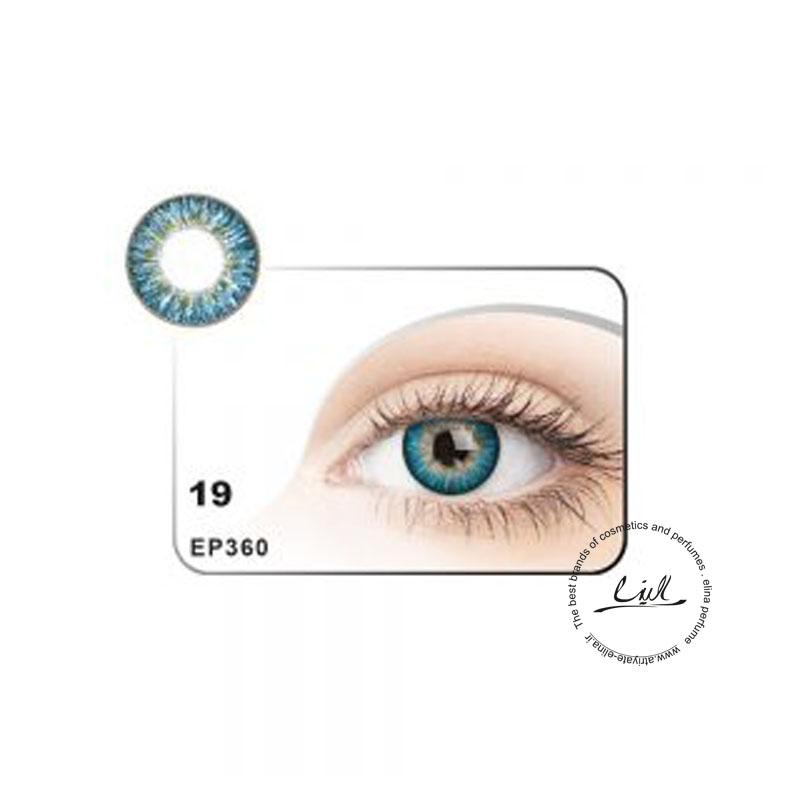 لنز رنگی شماره 19 مکسی بل کد EP360