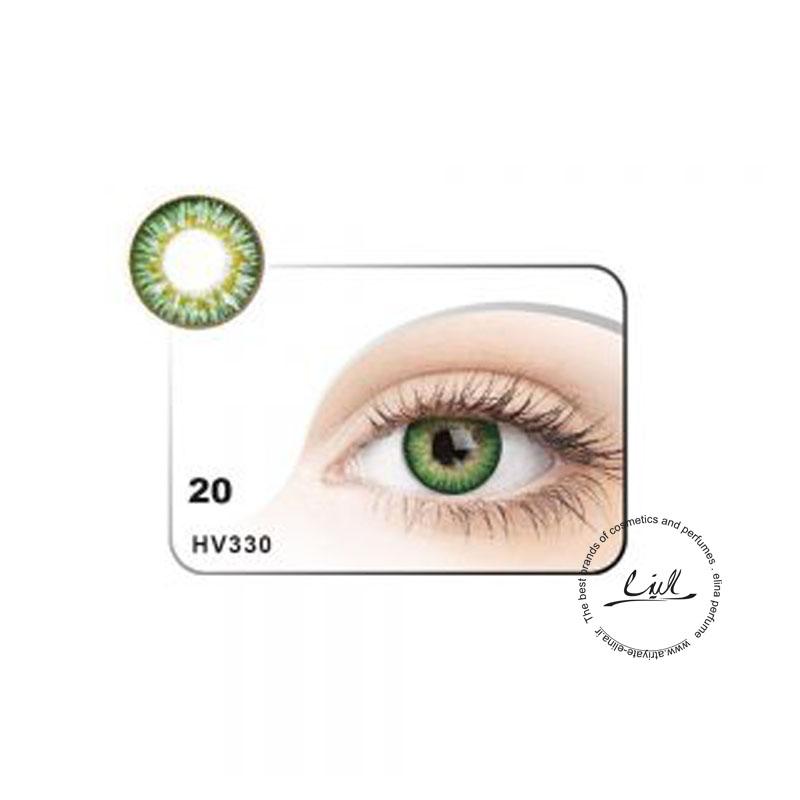 لنز رنگی شماره 20 مکسی بل کد HV330