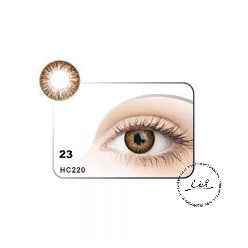 لنز رنگی شماره 23 مکسی بل کد HC220