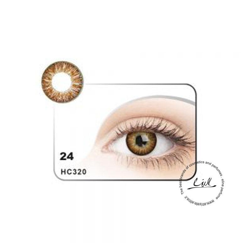 لنز رنگی شماره 24 مکسی بل کد HC320