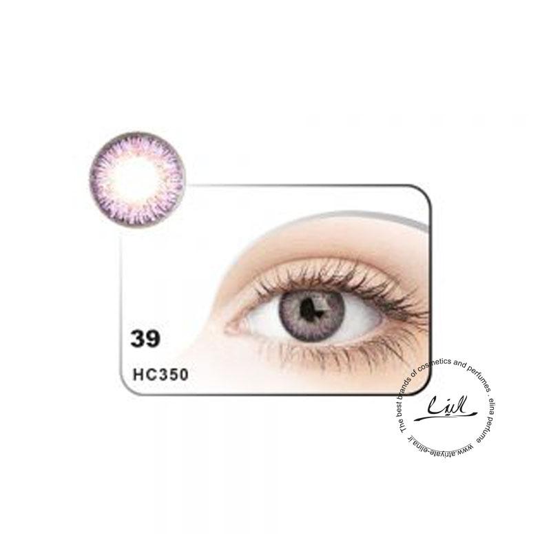 لنز رنگی شماره 39 مکسی بل کد HC350