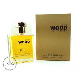 عطر و ادکلن مردانه ریو کالکشن هی وود- Rio Collection He Wood edp for men
