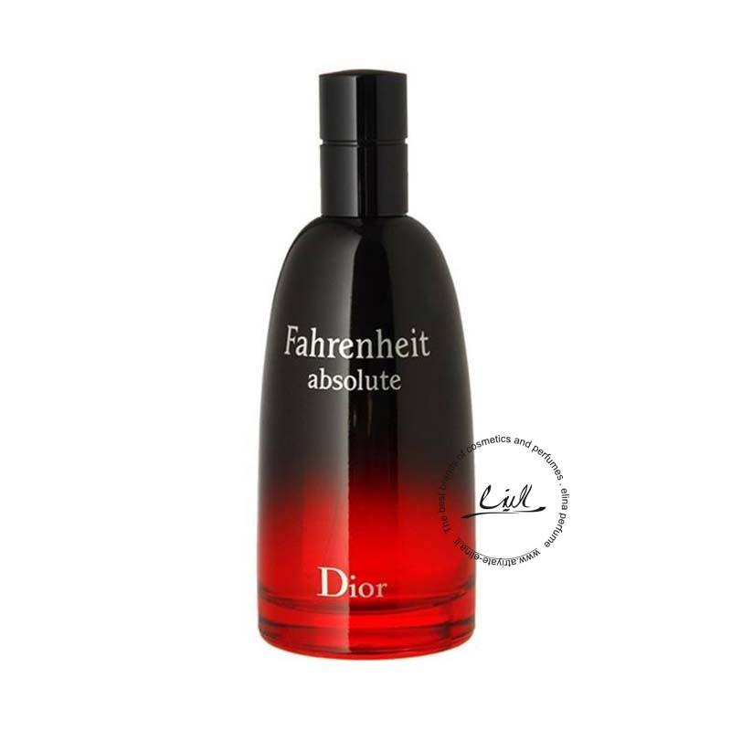عطر ادکلن دیور فارنهایت ابسولوت- Dior Fahrenheit Absolute