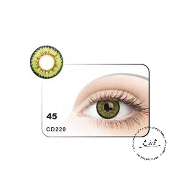 لنز رنگی شماره 45 مکسی بل کد CD220