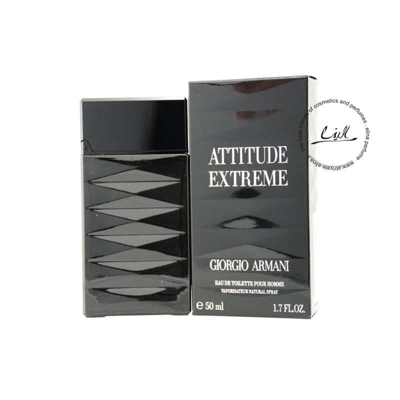 تستر عطر ادکلن جورجیو آرمانی اتیتود اکستریم- Giorgio Armani Attitude extreme