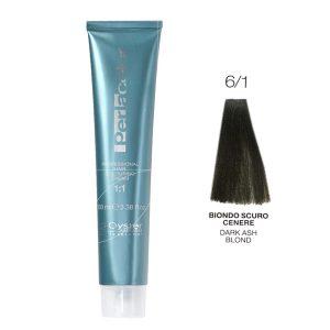 رنگ مو پرلاکالر اویستر بلوند خاکستری تیره شماره ۶/۱- Oyster Perla Color Hair Color Num 6/1