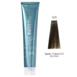 رنگ مو پرلاکالر اویستر بلوند تنباکوئی تیره شماره ۶/۸ -Oyster Perla Color Hair Color Num 6/8