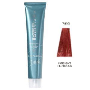 رنگ مو پرلاکالر اویستر بلوند قرمز قوی شماره ۷/۶۶ -Oyster Perla Color Hair Color Num 7/66