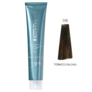 رنگ مو پرلاکالر اویستر بلوند تنباکوئی شماره ۷/۸ -Oyster Perla Color Hair Color Num 7/8