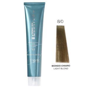 رنگ مو پرلاکالر اویستر بلوند روشن شماره ۸/۰- Oyster Perla Color Hair Color Num 8/0