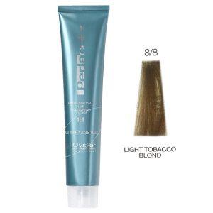 رنگ مو پرلاکالر اویستر بلوند تنباکوئی روشن شماره ۸/۸ -Oyster Perla Color Hair Color Num 8/8