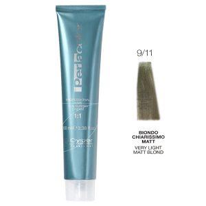 رنگ مو پرلاکالر اویستر بلوند زیتونی خیلی روشن شماره ۹/۱۱- Oyster Perla Color Hair Color Num 9/11