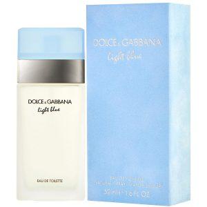 عطر ادکلن دلچه گابانا لایت بلو-Dolce Gabbana Light Blue