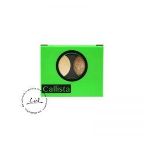 کالیستا سایه چشم دوتایی-Dual Eyeshadow Design شماره 20