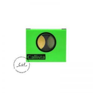 کالیستا سایه چشم دوتایی-Dual Eyeshadow Design شماره 80