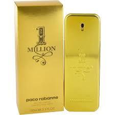عطر ادکلن پاکو رابان وان میلیون-Paco Rabanne 1 Million