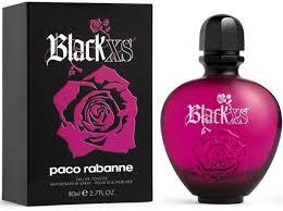 عطرادکلن بلک ایکس اس زنانه-Paco Rabanne Black XS EDT