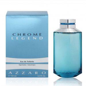 عطر ادکلن آزاروکروم لجند-Azzaro Chrome Legend