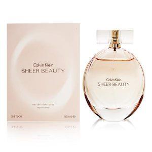 عطر ادکلن سی کی بیوتی شیر کلوین کلین-CALVIN KLEIN Sheer Beauty