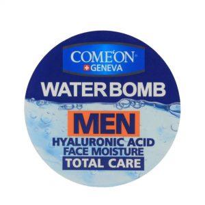 کرم آبرسان مردانه کامان TOTAL CARE MEN WATER BOMB HYDRATOR COMEON