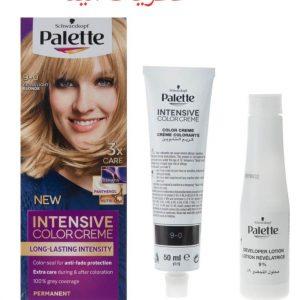 رنگ مو پالت palette مدل Extra Light Blond شماره 0-9