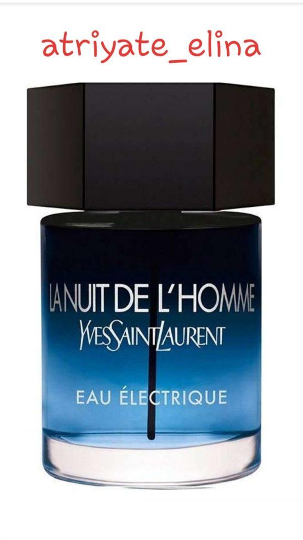عطر ادکلن ایو سن لورن لا نویت د لهوم او الکتریک-Nuit de L'Homme Eau Electrique