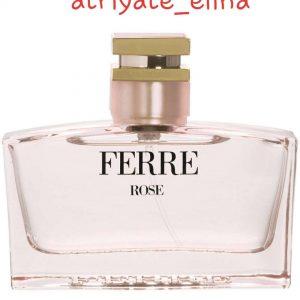 عطر ادکلن فره صورتی رز زنانه-Ferre Ferre Rose
