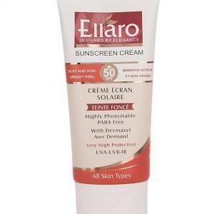 Ellaro-کرم ضد آفتاب الارو انواع پوست +SPF 50