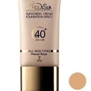 ضد آفتاب مدیسان شماره 2 انواع پوست