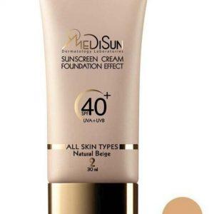 ضد آفتاب مدیسان شماره 2 پوست خشک