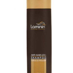 شامپو تقویت کننده لامینین مدل Caffeine