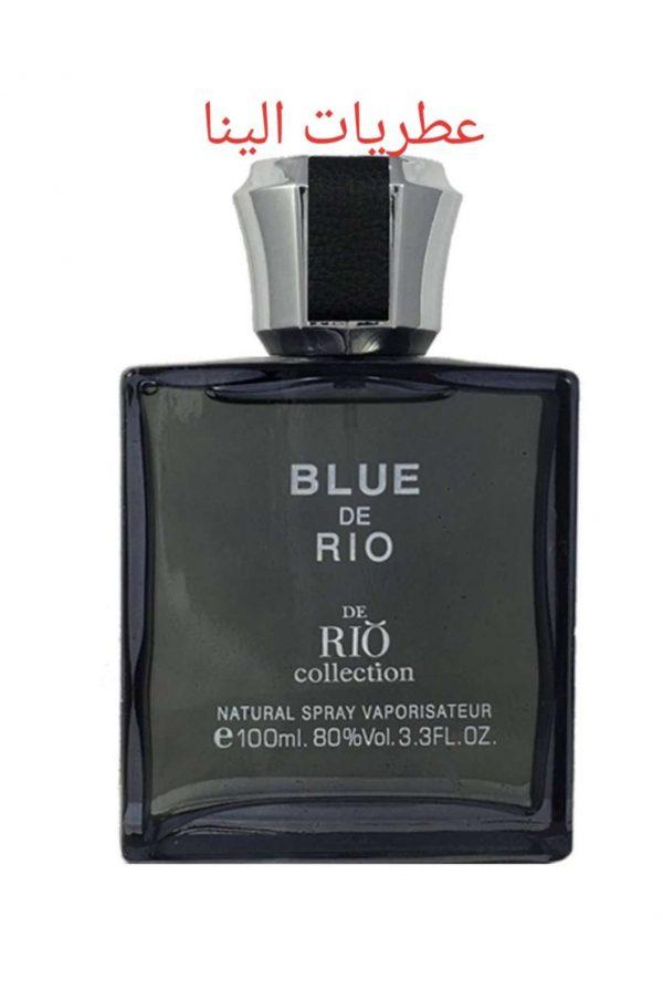 عطر مردانه ریو کالکشن مدل Rio Blue De Rio حجم 100ml