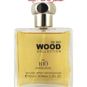 عطر مردانه ریو کالکشن مدل وود-Rio collection wood Brown